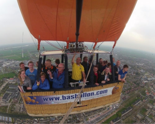 Ballonvaart Montfoort