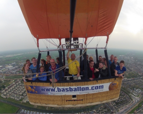 Ballonvaart Nieuwegein