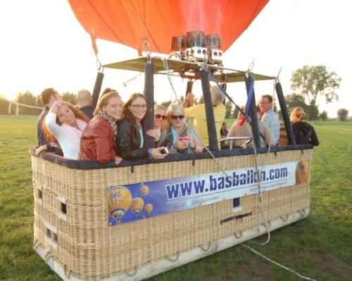 Ballonvaart Oudewater