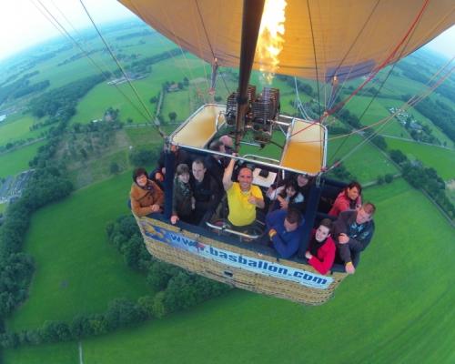 Ballonvaart Ruurlo