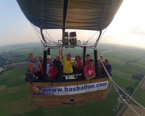 Ballonvaart Thesinge