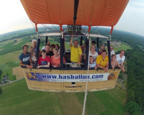 Ballonvaart Toldijk