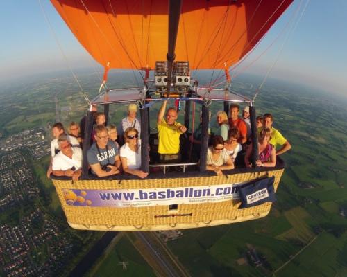 Ballonvaart Twente