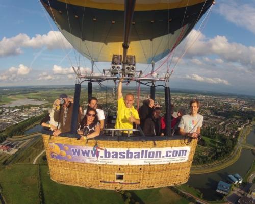 Ballonvaart Utrecht