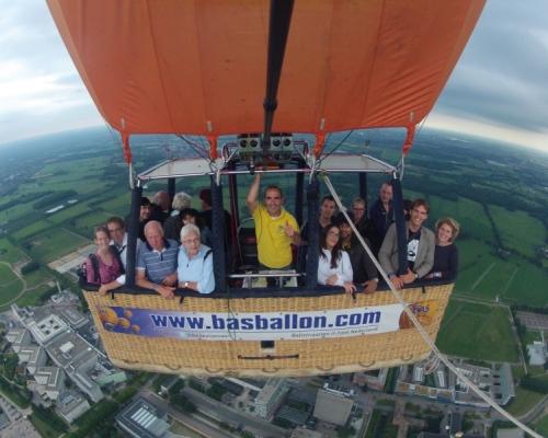 Ballonvaart Utrecht Hoevelaken