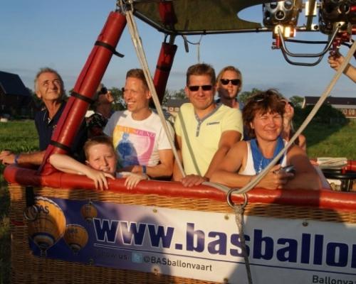 Ballonvaart Veenendaal