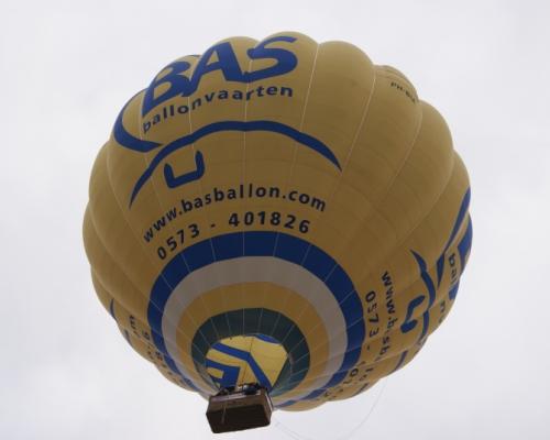 Ballonvaart Wanroij