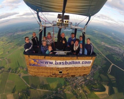 Ballonvaart Wehl
