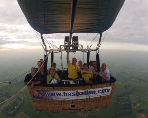 Ballonvaart Wijhe