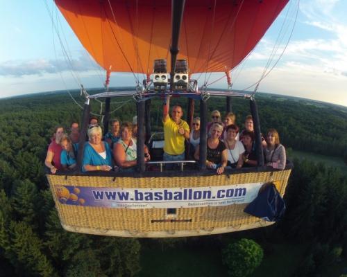 Ballonvaart Woudenberg