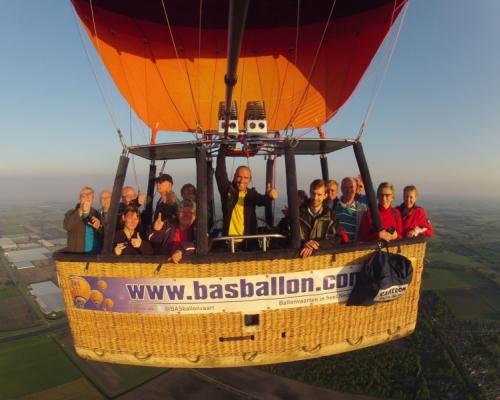 Ballonvaren-Drenthe