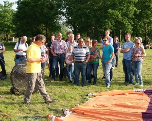 Ballonvaren-Nieuwegein