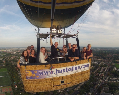 Ballonvaren-Nijmegen