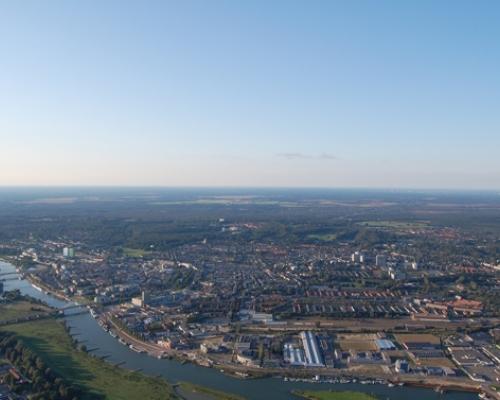 Ballonvaren in Arnhem