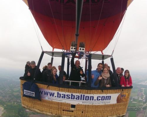 Ballonvaren-in-Drenthe