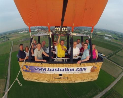 Ballonvaren in Brabant