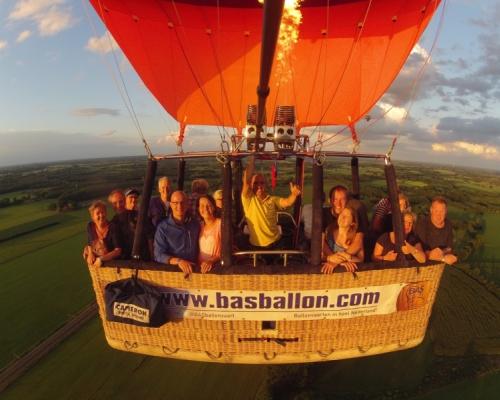 Ballonvaren in Markelo