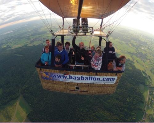 Ballonvaren in Wehl