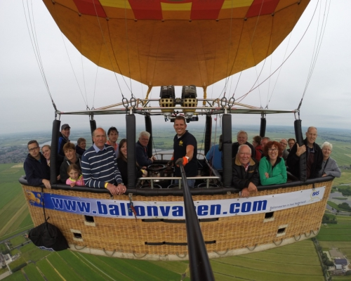 Ballonvlucht-Alphen-Zegeveld