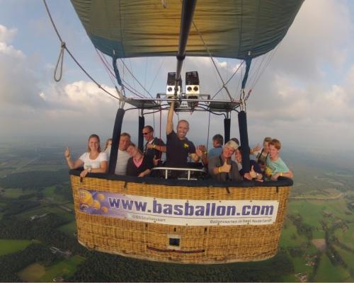 Ballonvlucht in Ommen