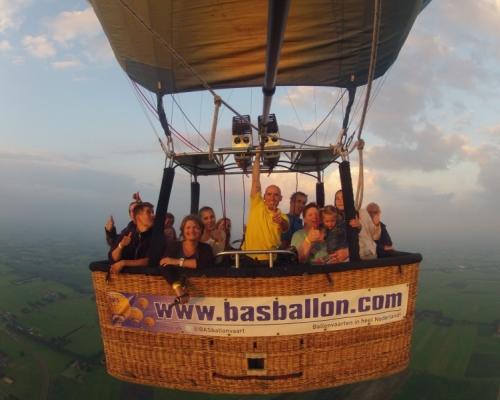 Ballonvlucht-Vriezenveen