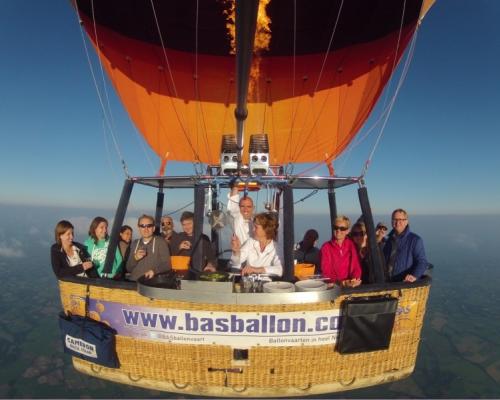 Boursin-Luchtballon