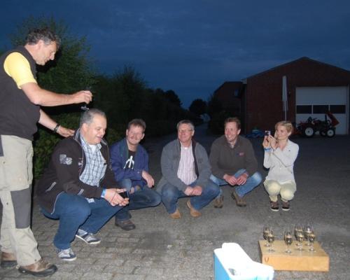 Champagne doop Drenthe