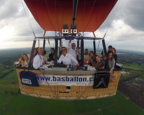 CuliAir-Ballonvaart