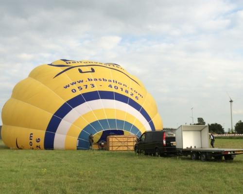 Luchtballon Alkmaar