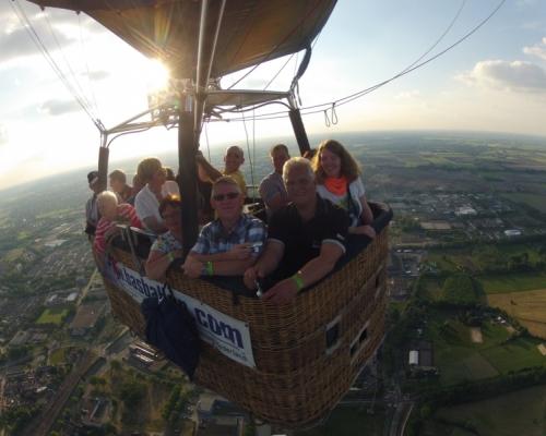 Luchtballon-Almelo