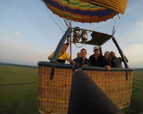 Luchtballon-Drachten