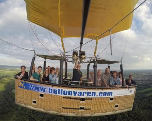 Luchtballon-Enschede