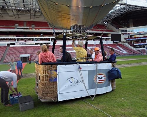 Luchtballon-PSV-Axians