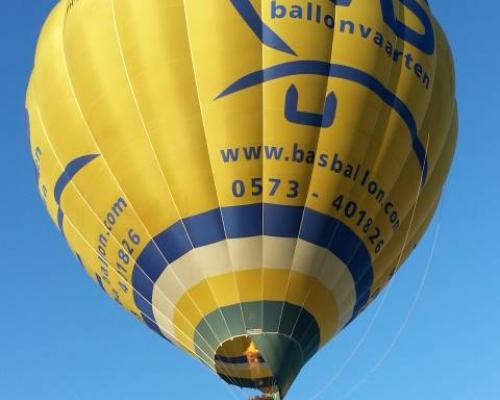 Luchtballon-Rabobank