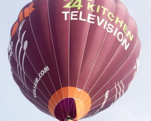 Luchtballon Berkenwoude