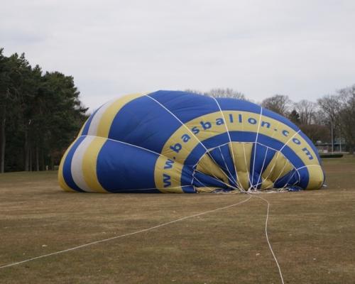Luchtballon Goffertpark