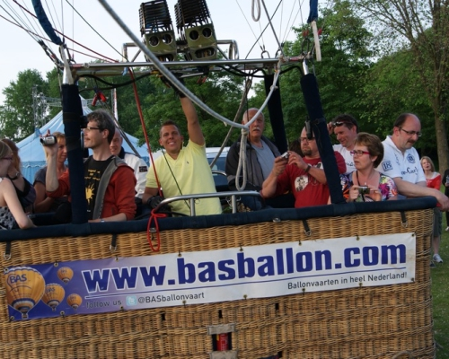 Luchtballon Mheenpark Apeldoorn