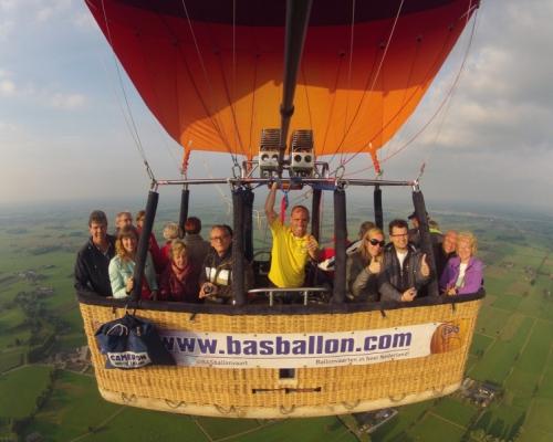 Luchtballon Schalkhaar