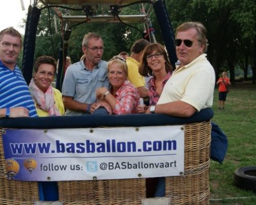 Luchtballon Transwijkpark