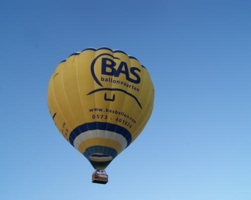 Luchtballon boven Harfsen
