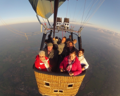 Luchtballonvaart-Achterhoek