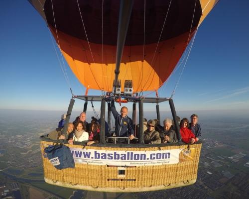 Luchtballonvaart Arnhem