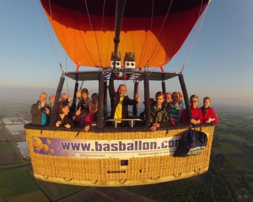 Luchtballonvaart-Drenthe