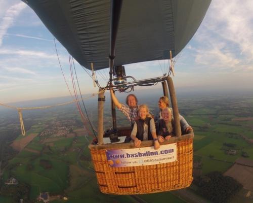 Luchtballonvaart Harfsen