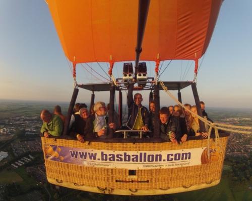 Luchtballonvaart-Vriezenveen