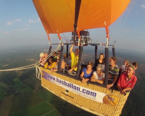 Luchtballonvaart Nijverdal