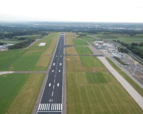 Maastricht Beek airport