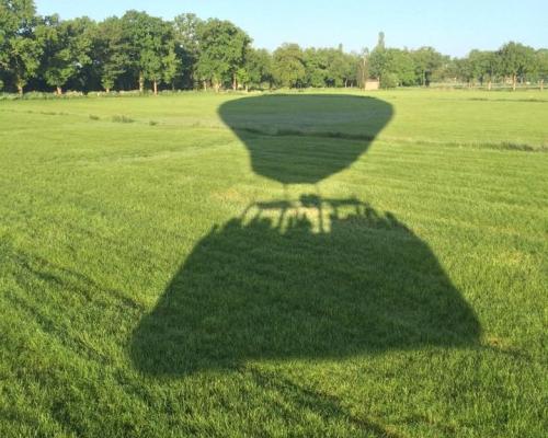 Ochtend-Ballonvaart