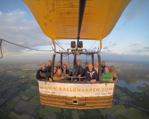 Prive-ballonvaart-Apeldoorn